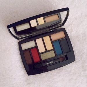 Chanel Eyeshadow Pallette